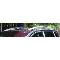 Cayenne  Рейлинги на крышу левый+правый (КОМПЛЕКТ) алюминиевые