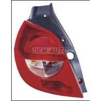 Clio  Фонарь задний внешний левый (3 дв) (5 дв) (ХЭТЧБЭК)