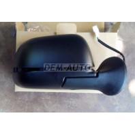 Duster  Зеркало правое электрическое с подогревом (convex) грунтованное