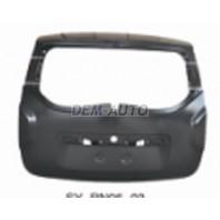 Duster  Крышка багажника (Китай)