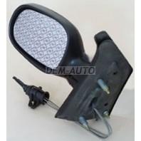 Зеркало левое механическое с тросиком (aspherical)