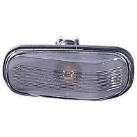 Saab 9000 {900 (93-97)/9-5 (98-00)}  Повторитель поворота в крыло левый=правый прозрачный внутри черный
