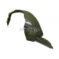 Fabia  Подкрылок переднего крыла левый (Китай)