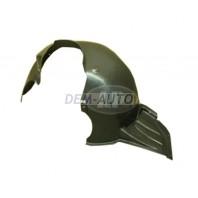 Fabia {(roomster)}  Подкрылок переднего крыла левый