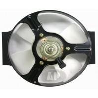 Felicia  Мотор+вентилятор радиатора охлаждения с корпусом