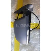 Octavia  Зеркало правое электрическое с подогревом , указателем поворота (Китай)