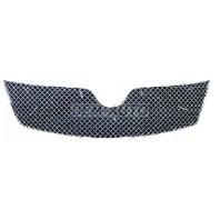 Octavia  Накладка декоративная на решетку радиатора,нержавеющая сталь