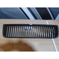 Octavia Решетка бампера передняя центральная черная