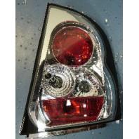 Octavia  Фонарь задний внешний левый+правый (комплект) (СЕДАН)тюнинг внутри хром