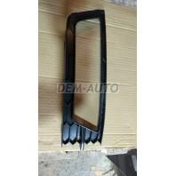 Rapid  Решетка бампера переднего правая с отверстием под противотуманку (Китай)