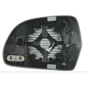 OCTAVIA {SUPER B 08-/ A3 09-/ A5 07-/ A6 09-/ A8 08-} СТЕКЛО ЗЕРКАЛА ПРАВ С ПОДОГРЕВ (convex) (Тайвань) для Audi A6 - C6