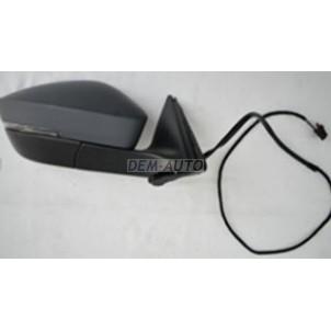 Superb  Зеркало правое электро с подогревом указателем поворота для Skoda Superb