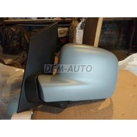 Caddy  Зеркало левое электрическое с подогревом (aspherical)грунтованное