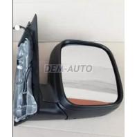 Caddy  Зеркало правое электрическоес подогревом (convex) грунтованное