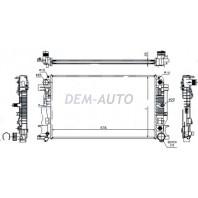 Sprinter {crafter 06-} Радиатор охлаждения (см.каталог) автомат на Mercedes Sprinter - W906