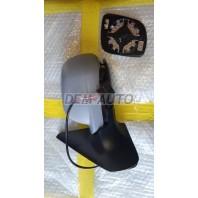 Golf {bora}  Зеркало левое электрическое с подогревом (flat) грунтованное