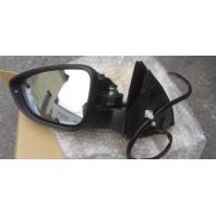 Golf  Зеркало левое электрическое с подогревом , диодный указатель поворота 6 контактов (aspherical)