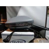 Golf  Зеркало правое электрическое с подогревом , диодный указатель поворота , памятью 10 контактов (convex)