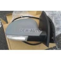 Golf  Зеркало правое электрическое с подогревом , указатель поворота (convex)грунтованное