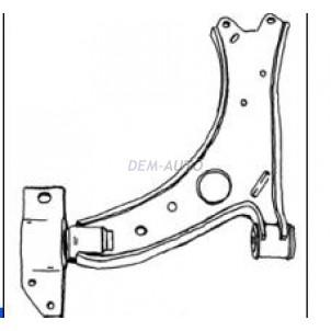 Golf {jetta 05-/octavia 04-/a3 03-/caddy 04-} Рычаг передней подвески левый нижний для Audi A3 - 8P