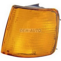 Passat  Указатель поворота угловой левый желтый