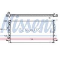 Passat  Радиатор охлаждения (см.каталог)