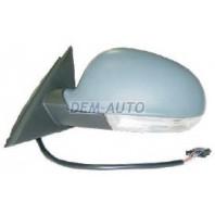 Passat  Зеркало левое с указателем поворота электрическое с подогревом (aspherical) грунтованное