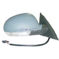 Passat  Зеркало правое с указателем поворота электрическое с подогревом (convex)грунтованное