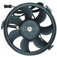 {A4 94-00 (A6 98) A8 97-99} Мотор+вентилятор конденсатора кондиционера