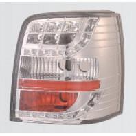 Passat  Фонарь задний внешний левый+правый (комплект) тюнинг, диоды, прозрачный, внутри хром (УНИВЕРСАЛ) (SONAR)