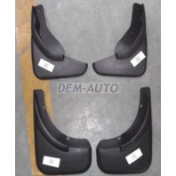 Passat  Брызговик переднего крыла левый+правый (комплект) +задние (4шт) (Китай)