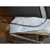 Passat  Молдинг бампера задний правый (СЕДАН) хромированный
