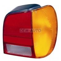 Polo  Фонарь задний внешний правый трехцветный