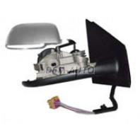 Polo  Зеркало правое электрическое с подогревом (convex) грунтованное