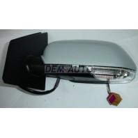 Polo  Зеркало левое электрическое с подогревом,указателем поворота (aspherical) грунтованное