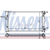 Caddy {inca}  Радиатор охлаждения (NISSENS) (NRF) (GERI) (см.каталог)