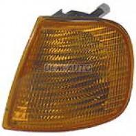 Polo classic {caddy/ibiza-cordoba 96-} Указатель поворота угловой левый желтый