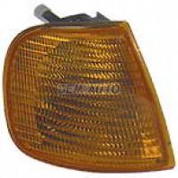 Polo classic {caddy/ibiza-cordoba96-} Указатель поворота угловой правый желтый