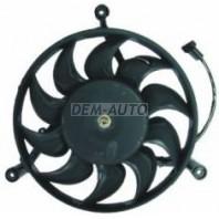 Transporter {450w}  Мотор+вентилятор радиатора охлаждения {450W}