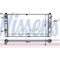 Transporter Радиатор охлаждения (см.каталог)
