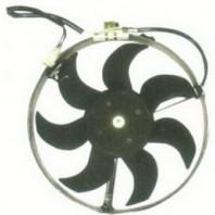940 {740/760/960}  Мотор+вентилятор радиатора охлаждения с корпусом