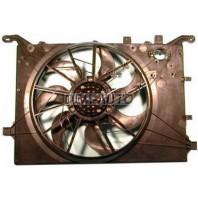 S60  Мотор+вентилятор радиатора охлаждения с корпусом
