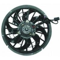 S70 {v70/c70}  Мотор+вентилятор радиатора охлаждения с корпусом