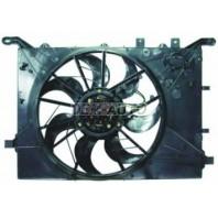 S80  Мотор+вентилятор радиатора охлаждения с корпусом
