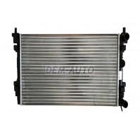 Aveo {480x413mm} Радиатор охлаждения автомат 1.4 (KOYO)