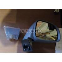 {???} Зеркало правое электрическое с подогревом , указателем поворота , грунтованный (convex)