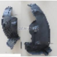 Подкрылок переднего правого крыла передняя часть (Китай)