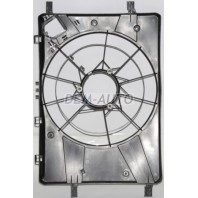 Cruze  Кожух вентилятора охлаждения радиатора (Китай)