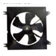 Мотор+вентилятор радиатора охлаждения с корпусом 1.6 (Китай)