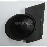 Решетка бампера переднего правая без отверстия под противотуманку (Китай)
